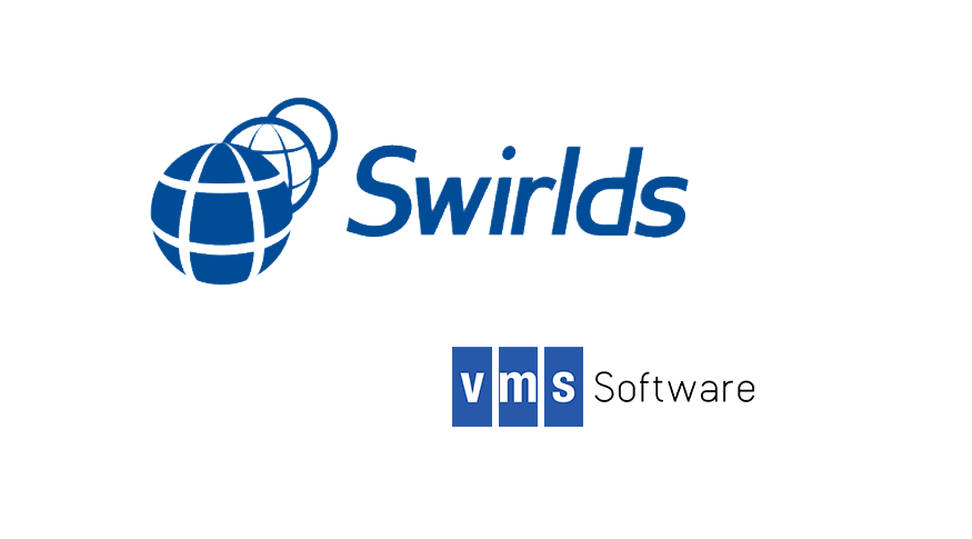 VMS Software to build distributed apps using Swirlds Hashgraph