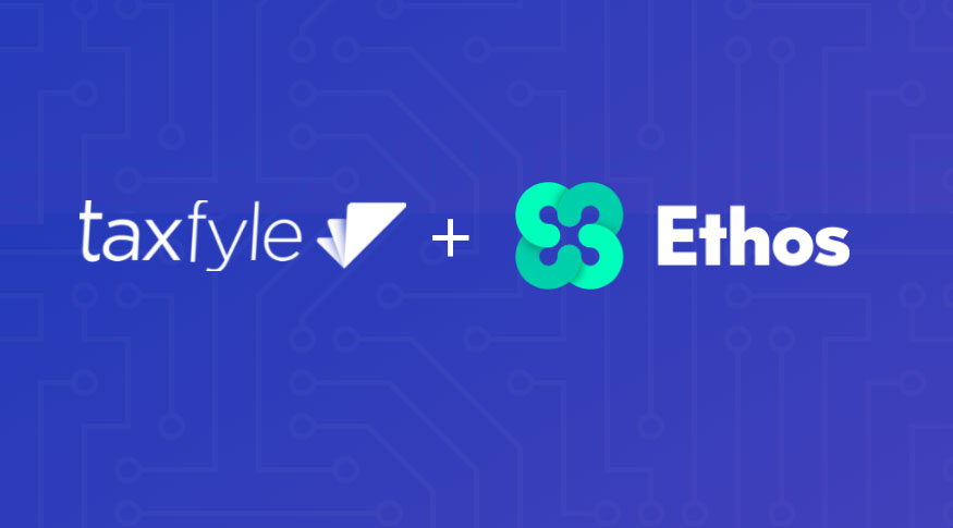 Ethos partners with crypto capable tax prep company Taxfyle