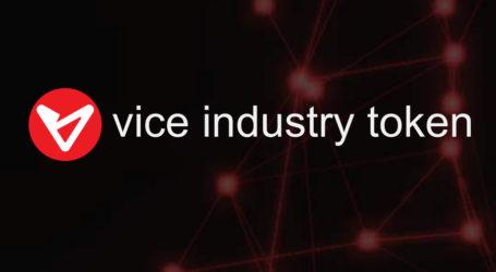 Vice Industry token raises $22M in under 24 hours