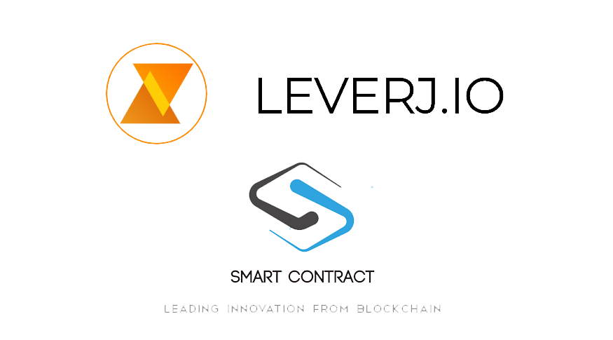 Leverj announces market making partnership with Smart Contract Japan