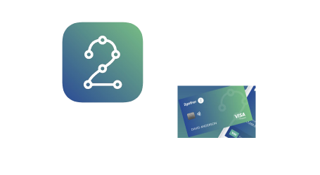 2gether's prepaid crypto Visa card now available 19 euro countries