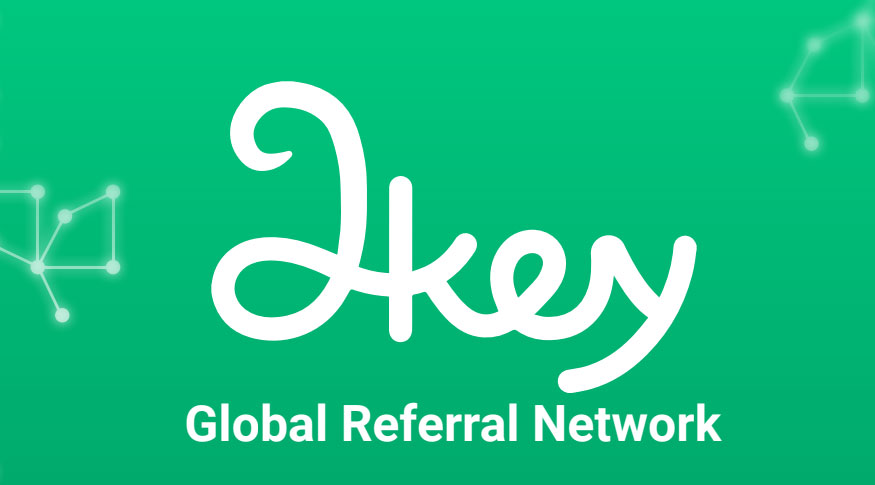 Introducing 2Key - The World's First Global Referral Network