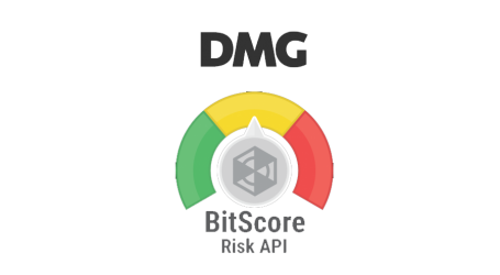 DMG Blockchain launches 'Bitscore' AML API for crypto payments