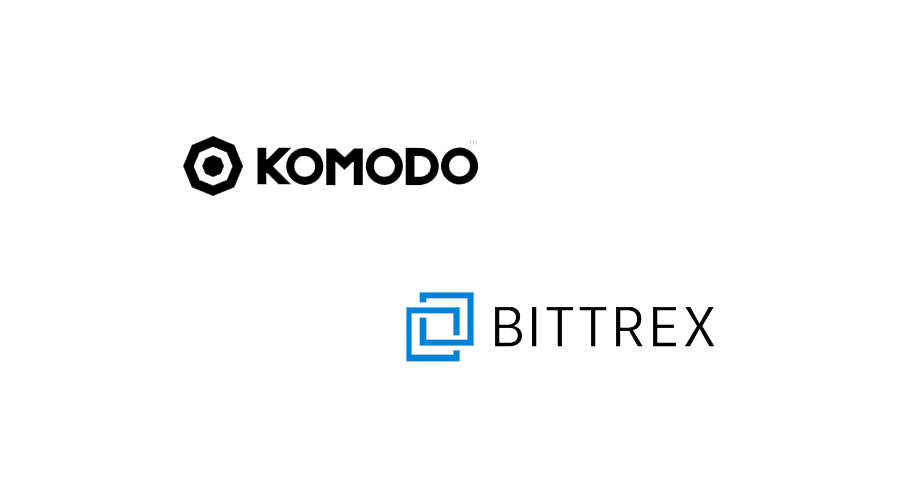 Bittrex adding support for Komodo's KMD token with USD