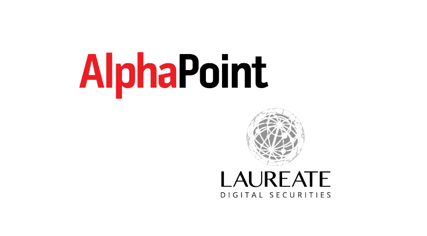 AlphaPoint technology to power security token portal for Laureate Digital Securities