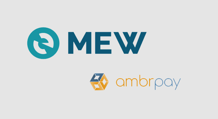 Ambrpay's crypto recurring payments DApp added to MEW - CryptoNinjas