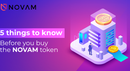 NOVAM pioneers the concept of Biomimicry in cyber threat mitigation – 5 things to know before you buy the NOVAM token