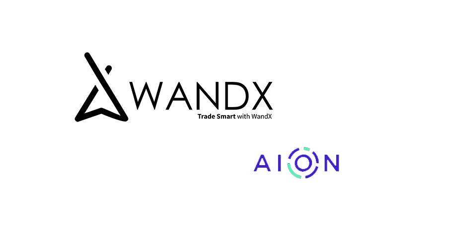 WandX decentralized exchange now supports AION blockchain