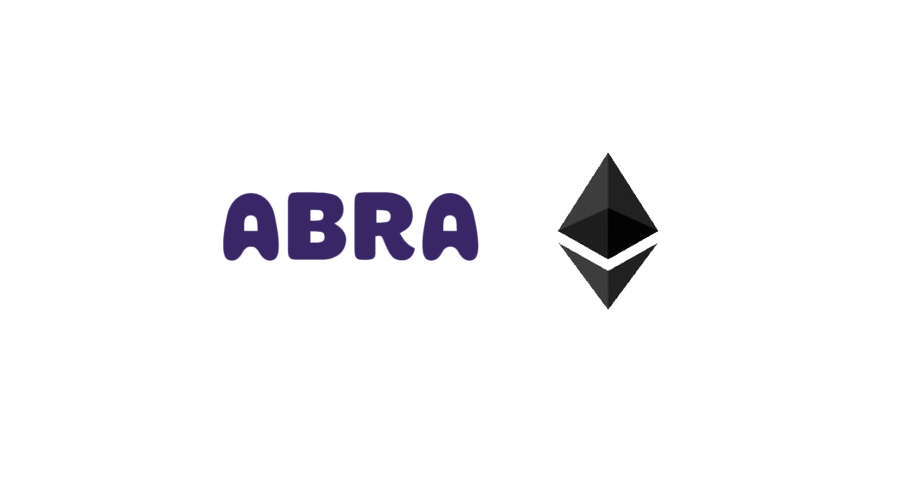 Crypto wallet app Abra expands support for Ethereum (ETH)