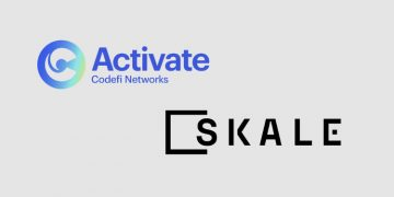 SKALE is the first project to launch a token on the Activate by ConsenSys Codefi