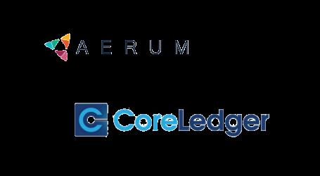 Aerum sidechain forms token partnership with CoreLedger