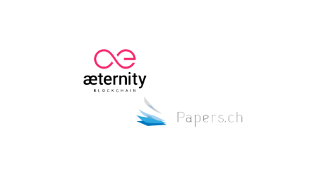 æternity partners with Papers.ch to implement cold-signing and micro-payments