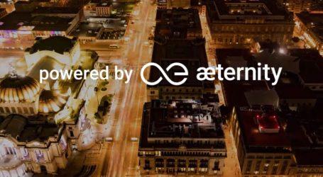 æternity to immortalize urban street art on blockchain