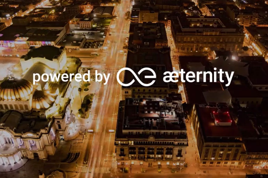 æternity to immortalize urban street art on blockchain