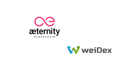 æternity invests in weiDex to develop the decentralized exchange on the platform
