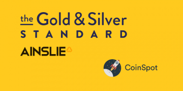 CoinSpot lists Australia's first gold-and-silver-backed cryptocurrency