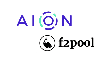 F2Pool launches Aion Network mining pool