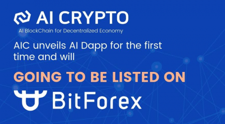 AIC unveils AI DApp and gets listed on Bitforex