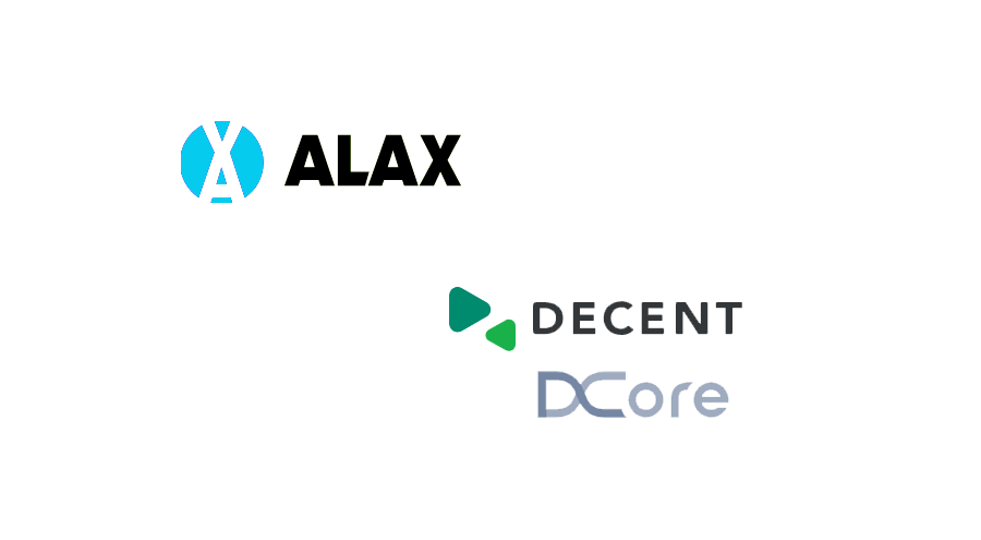 ALAX taps DECENT's DCore blockchain to bring mobile gaming content to millions