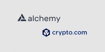 Alchemy to build API and developer platform for Crypto.com Chain