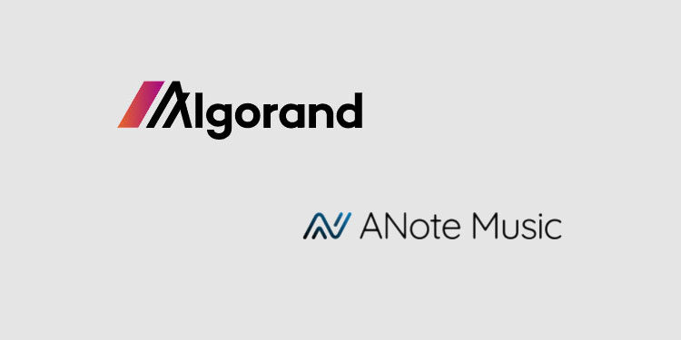 ANote Music's marketplace integrating Algorand to expand opportunities for creators with NFTs
