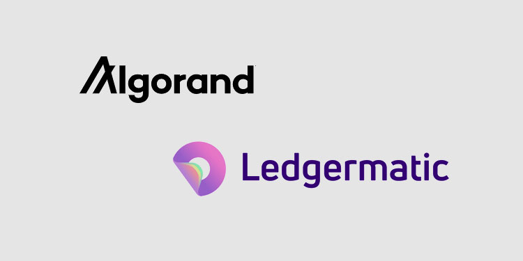 Ledgermatic to leverage Algorand blockchain for crypto asset treasury solutions