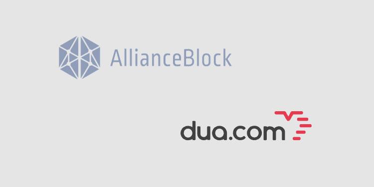 AllianceBlock to support Albanian social app dua in the creation of crypto platform