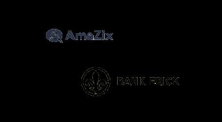 AmaZix partners with Liechtenstein blockchain banking expert Bank Frick