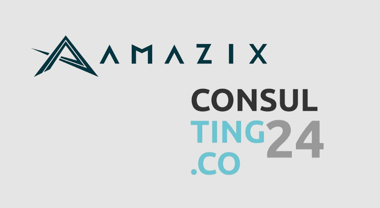AmaZix partners with Estonian crypto incorporation firm Consulting24