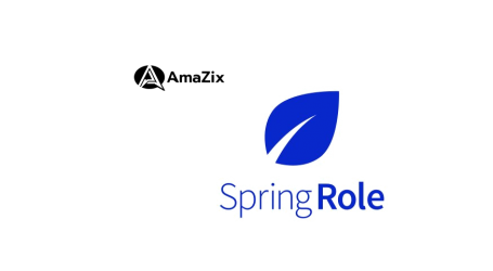 AmaZix chooses SpringRole's blockchain protocol for professional profile verification