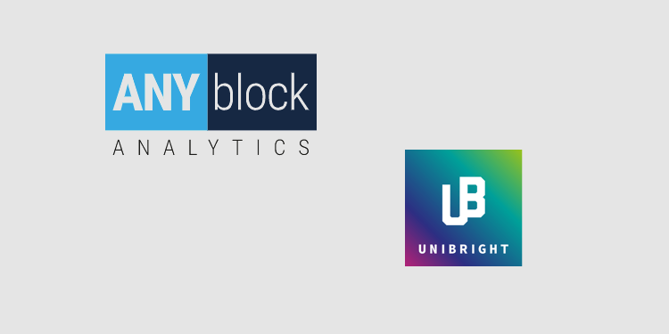 Unibright integrates Anyblock Analytics into blockchain development framework