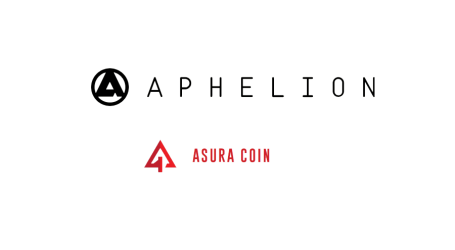 Asura Coin the first integrated ICO available in the Aphelion wallet