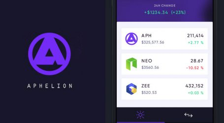 Aphelion releases new Android NEO Mobile Wallet