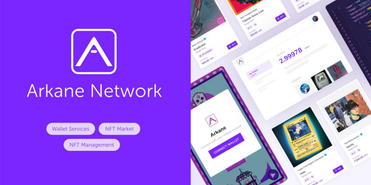 NFT blockchain technology provider Arkane Network closes €1.55M seed round thumbnail