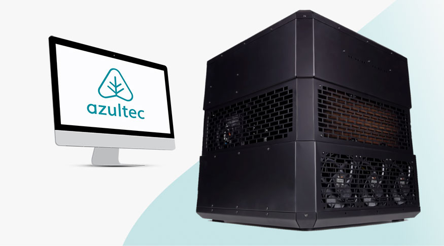 azultec launching ICO for eco-friendly rendering workstations that mine cryptocurrency