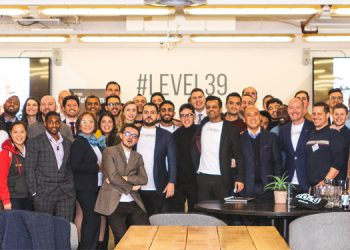 BABB Beta Launch Party at Level39 in London