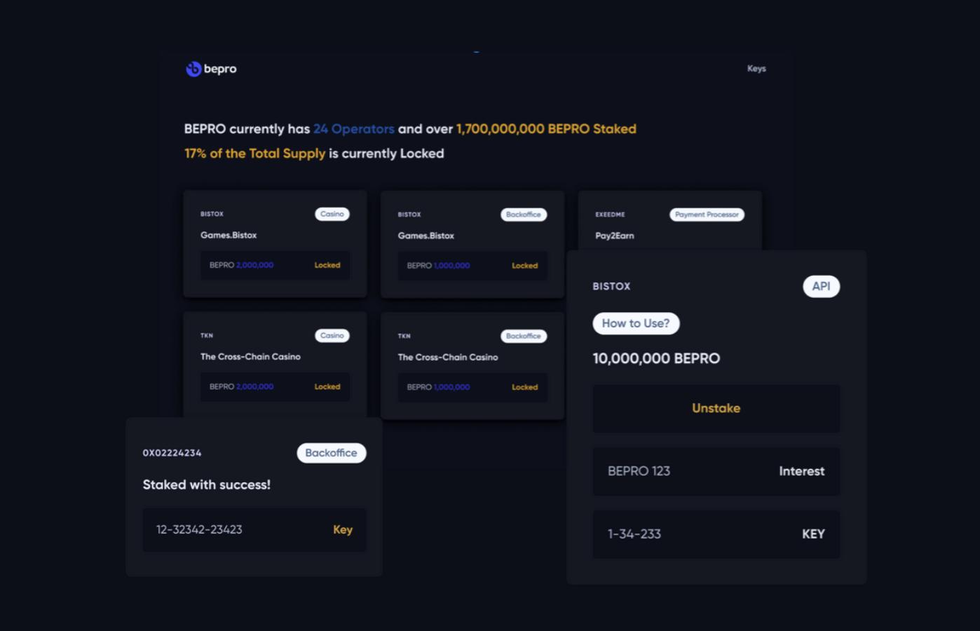 BetProtocol rebrands to BEPRO Network offering full blockchain gaming codebase