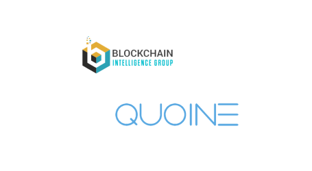 BIG Blockchain Intelligence Group to provide crypto exchange QUOINE with transaction risk-scoring