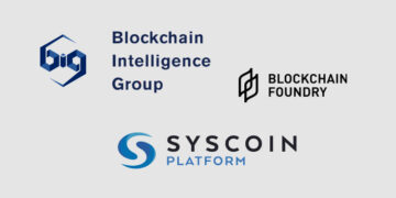 Blockchain risk platform provider BIG to develop compliance solution for Syscoin assets