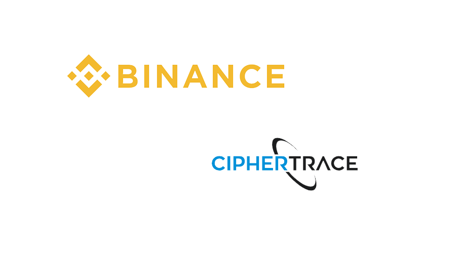 Binance to integrate CipherTrace to further strengthen compliance