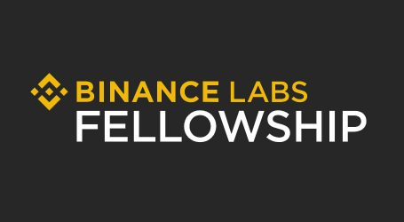 Binance Labs Fellowship grants $15K to its first three blockchain projects