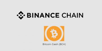 BCH Binance DEX