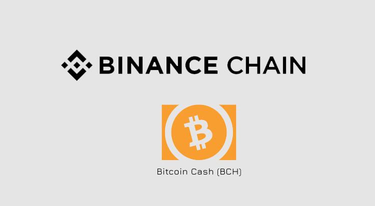 BCH Binance DEX