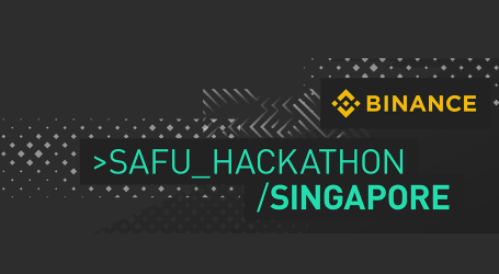 Binance holding January Hackathon in Singapore to address security in crypto
