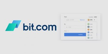 Crypto derivatives exchange Bit.com launches zero-fee instant convert function