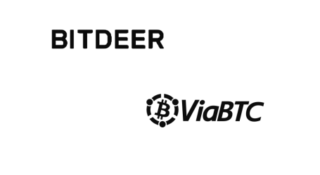 BitDeer.com connects with ViaBTC's mining pool