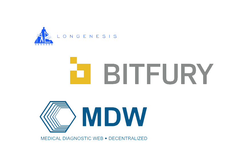 Bitfury and Longenesis partner with Medical Diagnostic Web on healthcare blockchain