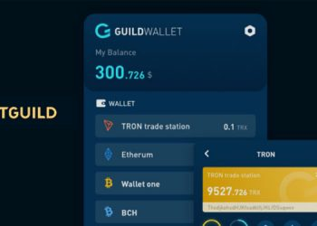 GuildWallet releases v3 with support Ethereum (ETH)