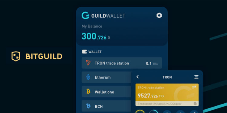 GuildWallet releases v3 with support Ethereum (ETH)