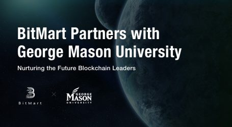 BitMart Partners with George Mason University, Nurturing the Future Blockchain Leaders